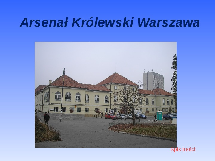 Zabytki Warszawy - Slajd 32