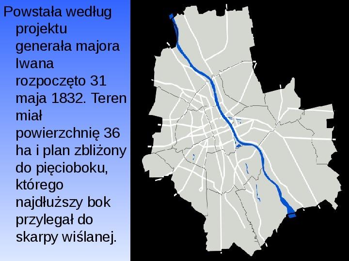 Zabytki Warszawy - Slajd 35