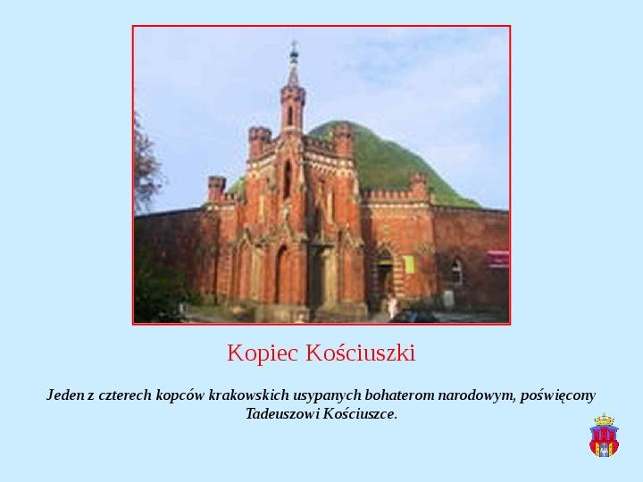 Zabytki Krakowa - Slajd 16