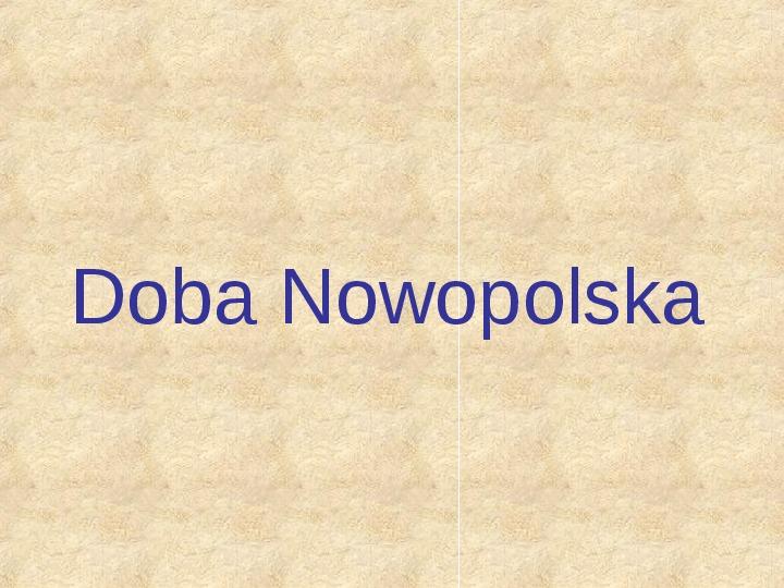 Historia Języka Polskiego - Slajd 31