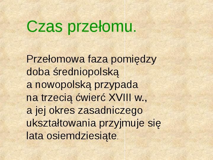 Historia Języka Polskiego - Slajd 37
