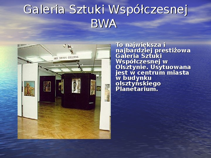 Zabytki Olsztyna - Slajd 15