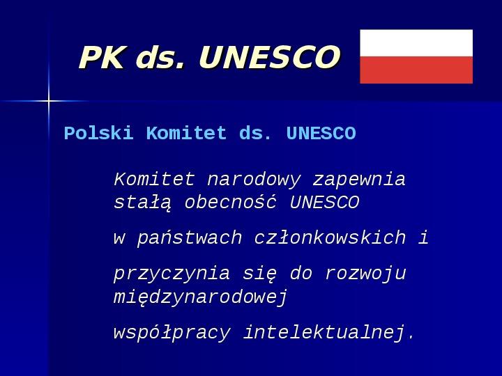 UNESCO - Slajd 5