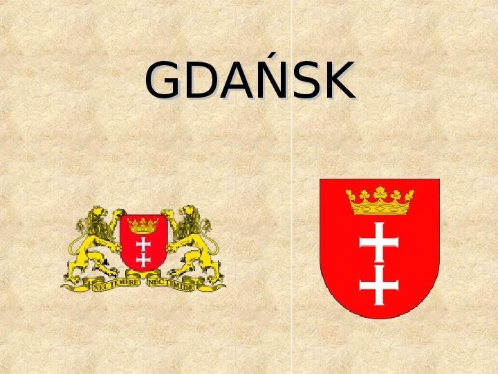Gdańsk - Slajd 1