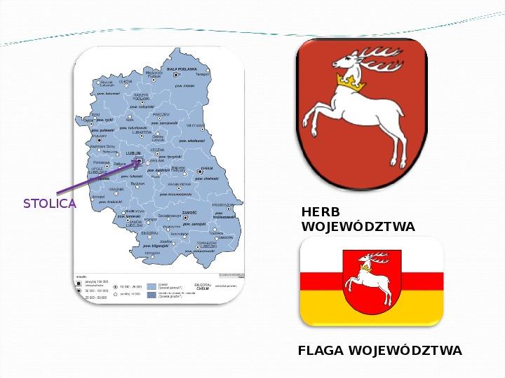 Województwo lubelskie - Slajd 1