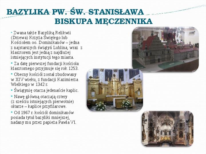 Województwo lubelskie - Slajd 8