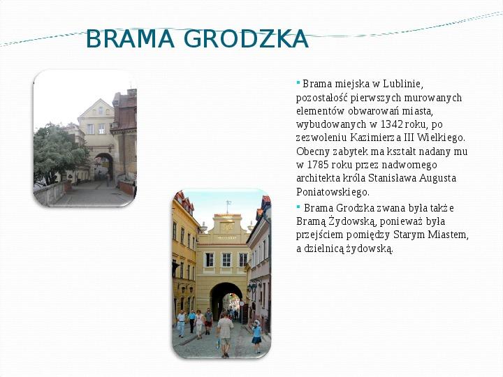 Województwo lubelskie - Slajd 9