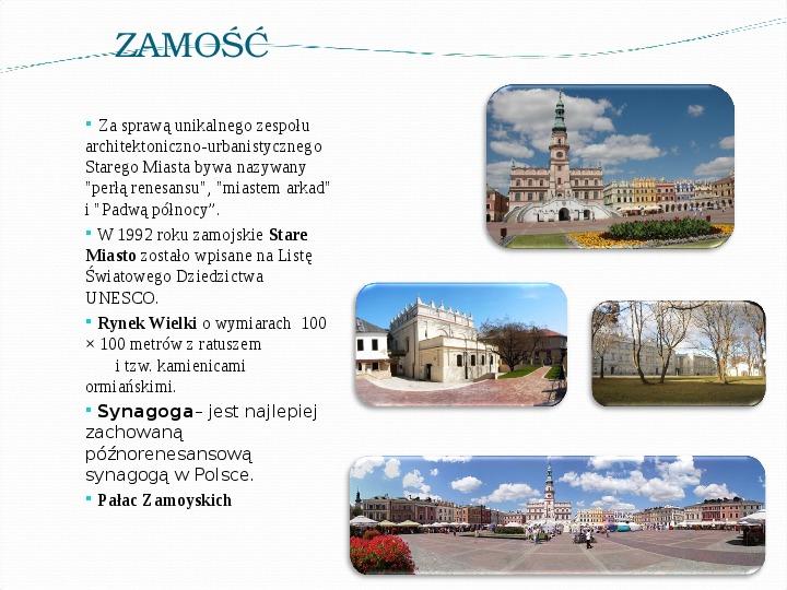 Województwo lubelskie - Slajd 12