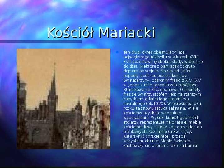 Gdańsk piękne miasto - Slajd 3